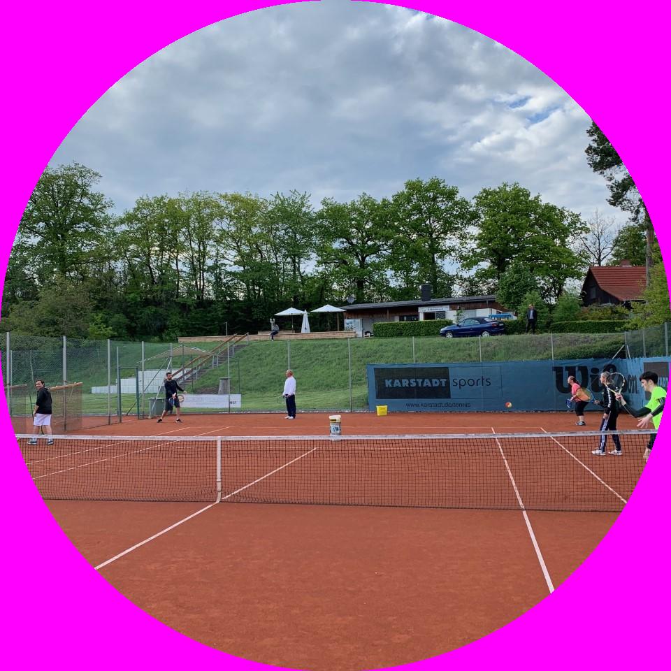 tennisclub gießen start 2