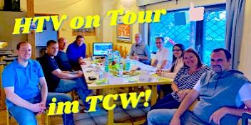 """""""HTV on Tour"""" im TCW"""