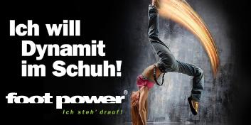Footpower Gießen