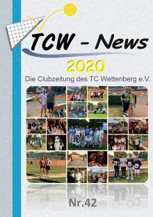 TCW News 2020 Titelbild