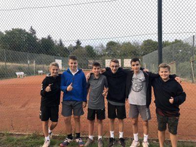 Tennisclub Wettenberg U14 Junioren 2020